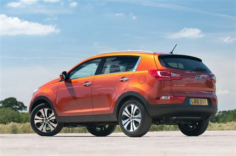Kia Sportage 3 Price Kia Releases Uk Pricing On All New Sportage