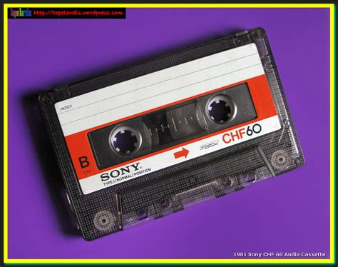 Cassette C90 Sony 301 moved permanently