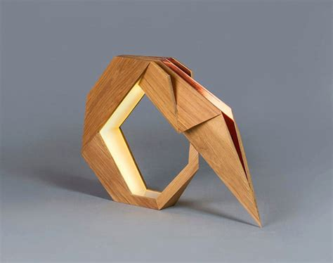 Origami Plugin - origami inspiration furniture by aljoud lootah