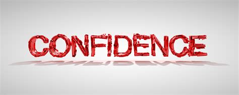 is selves a word confidence word forever