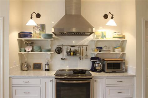 kitchen shelves instead of cabinets corbels tyler morris woodworking