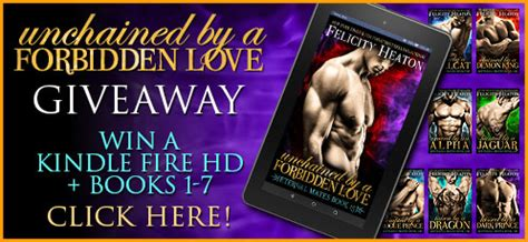 book tour and giveaway unchained by a forbidden