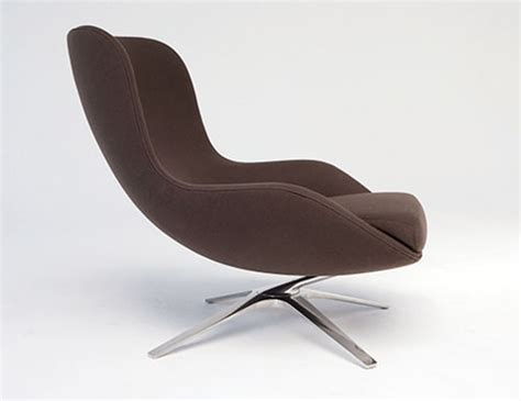 designer chairs heron lounge chair by charles wilson daily icon