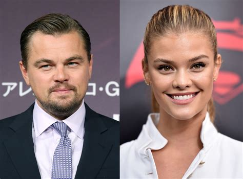 leonardo dicaprio wife leonardo dicaprio and girlfriend nina agdal involved in a