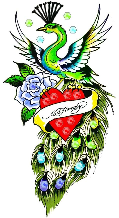 ed hardy skull tattoo designs ed hardy search tattoos