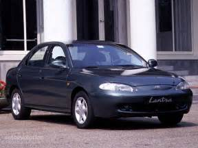 Hyundai Lantra 1995 Hyundai Lantra Specs 1995 1996 1997 1998 Autoevolution