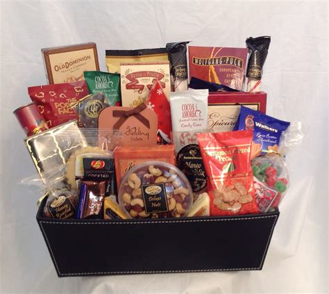 the holiday gourmet a customized gift basket sunshine