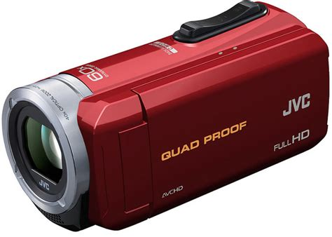 rugged camcorder jvc unveils rugged all weather camcorders fareastgizmos