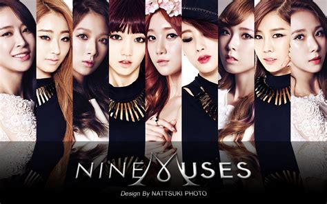 nine muses www nine muses profile kpop music