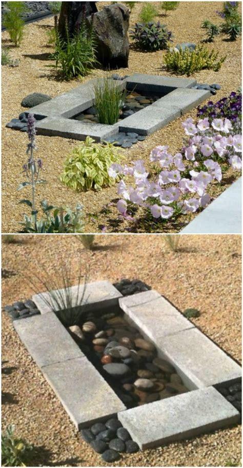 mini water garden ideas 20 charming and cheap mini water garden ideas for your