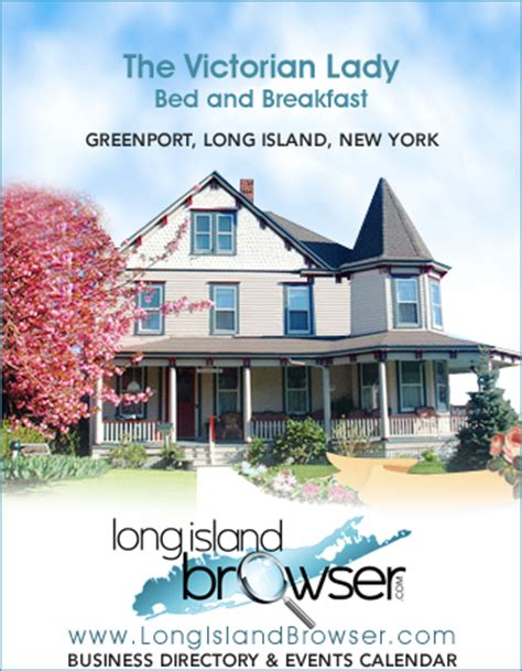 bed and breakfast nyc the victorian lady bed and breakfast greenport long