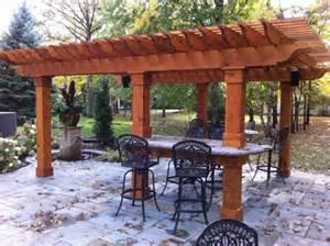 Cedar Pergola Plans by Cedar Pergola Plans Free Download Pdf Woodworking Cedar