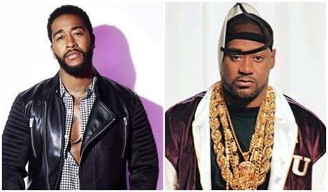 music omarion feat ghostface killah i aint even done it ain t over omarion links up with ghostface killah for