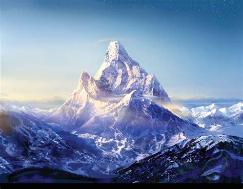 Mountain To Mountain snowy mountains theme popular windows themes