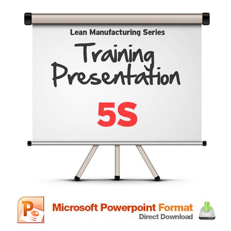 5s Powerpoint Training Is Now Available Through Creative 5s Presentation Free Ppt