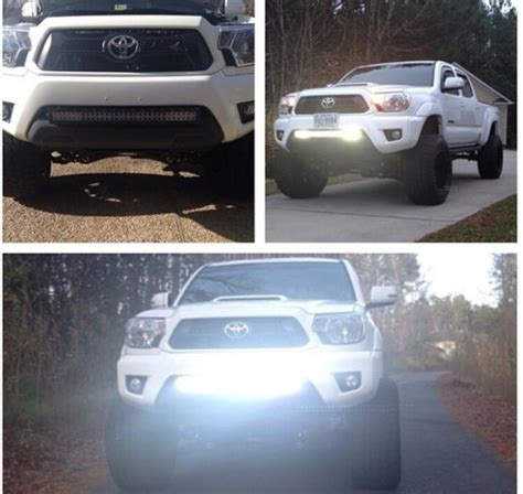 affordable led light bars affordable led light bars and pods tacoma forum