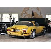 Barn Find 1967 Iso Grifo