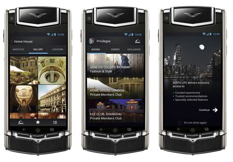 vertu luxury phone vertu ti bizarre luxury smartphone with old android and