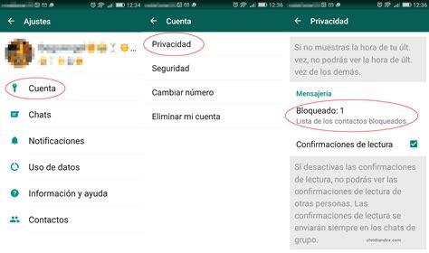 imagenes whatsapp no se ven whatsapp bloquear un contacto y saber si me han bloqueado