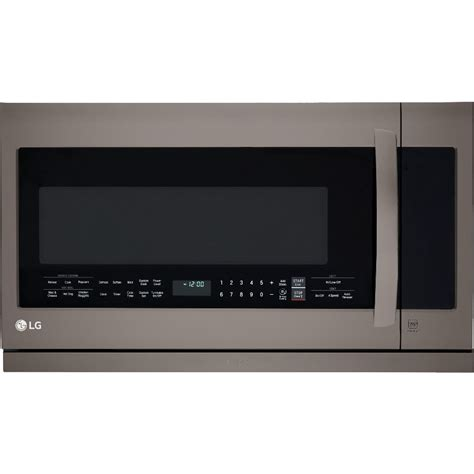 Microwave Oven Lg lmhm2237bd lg 2 2 cu ft the range microwave oven