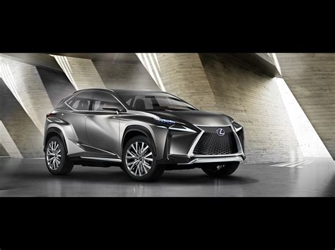 lexus lf nx lexus lf nx concept 2013 car wallpapers 02 of 34