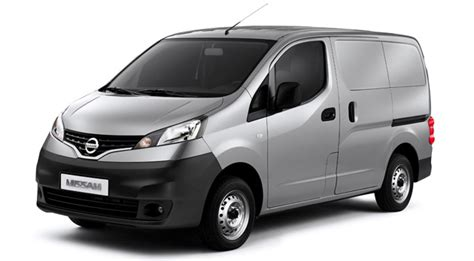nissan van 2007 nissan to showcase production nv200 at geneva motor show