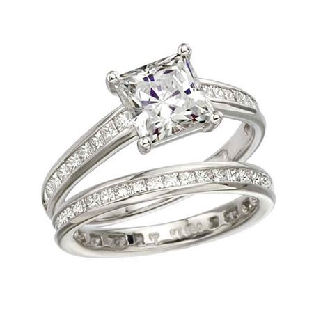 new designs of princess cut engagement rings style pk
