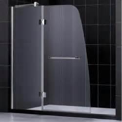 dreamline shdr 3148726 aqua shower door in clear glass