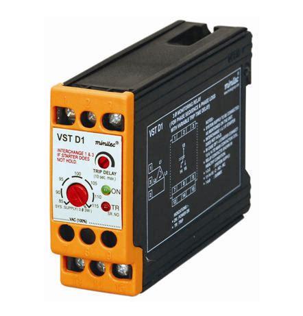 phase failure relay wiring schematics relay box wiring