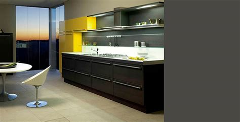 yellow kitchen dark cabinets dark oak wood kitchen designs digsdigs