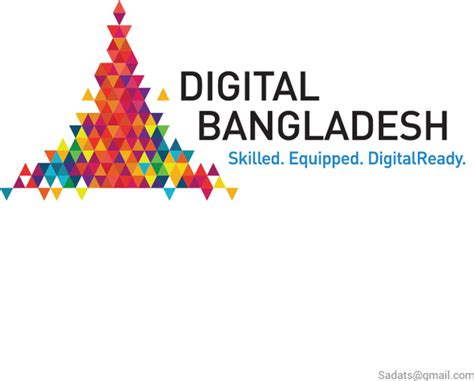 graphics design institute in bangladesh digital bangladesh logo free vector in adobe illustrator