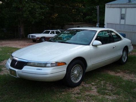 transmission control 1994 lincoln mark viii transmission control buy used 1994 lincoln mark viii coupe mustang cobra style engine 32 valve dohc low miles in
