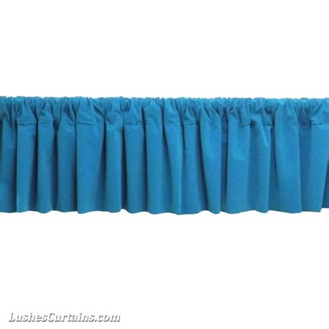 turquoise velvet curtains window treatment turquoise rod pocket curtain topper