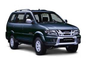 Isuzu Philippines Crosswind Isuzu Crosswind Specifications Autos Post