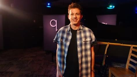 charlie puth radio charlie puth learned to sing through auto tune and he s not ashamed to admit it cbc radio