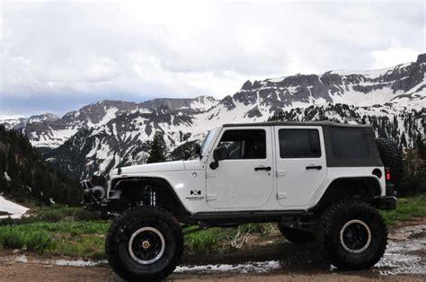 Jeep Lift Jeep Jk With 6 5 Quot Bds Lift Bds
