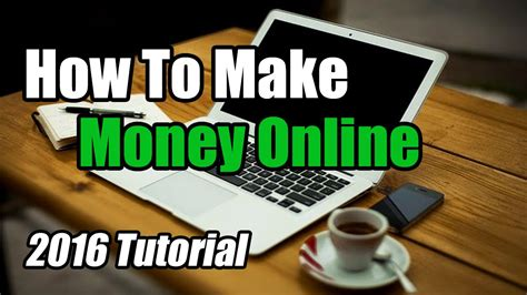 How Can I Make Quick Money Online - how can i make money online alibaba tutorial videos