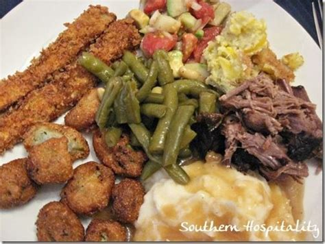 a southern home cooked meal warm southern homes and home