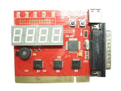 Debug Card Usb sldc007 4 digit pci lpt motherboard diagnostic debug card