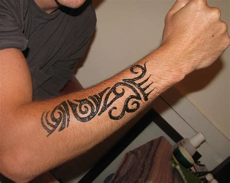 male henna tattoo designs tribal s arm henna henna volcano henna by
