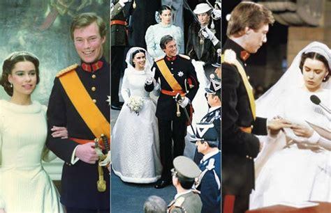 Grand Duke Henri of Luxembourg celebrates Valentine's Day