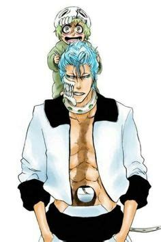 Gamis C Nel 1000 images about nelliel x grimmjow on
