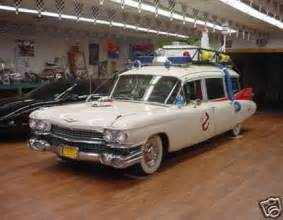 1959 Cadillac Ambulance For Sale Ghostbuster Car 1959 Cadillac Miller Meteor Ambulance Limo