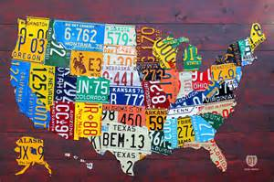 us map license plates purchase usa license plate maps by design turnpike