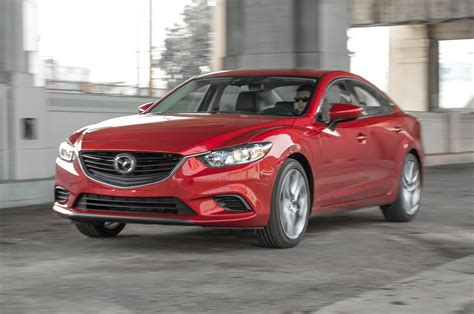 2014 mazda 6 i touring 2014 mazda6 i touring front side view in motion photo 3