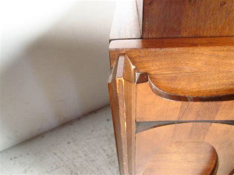 Pair Of Brutalist Nightstands End Tables For Furniture From The 1960s Sold Collection Pair Of Brutalist Style End Tables At 1stdibs