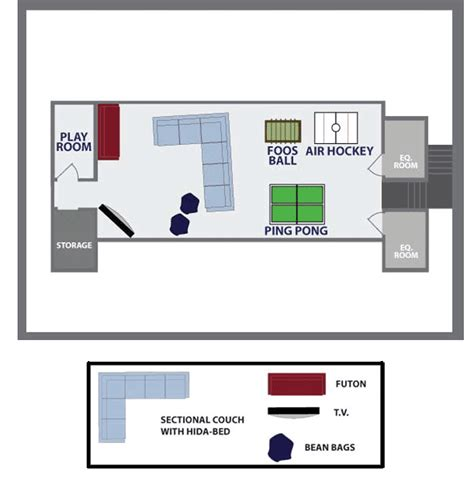 game room floor plans baller family games reunion 2014 floor plan