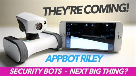 world s home security robot appbot best of