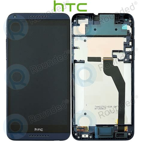 htc desire 816g themes htc desire 816g dual sim display unit complete blue