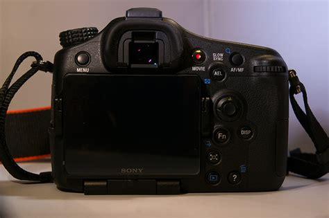 Kamera Sony A77 arpakuutiollinen onnea uusi kamera sony a77